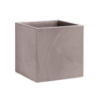 Vaso quadrato MOMUS 35X35 H35 - NICOLI