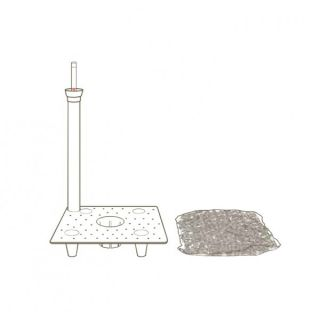 Kit di riserva d'acqua 24 cm - EURO3PLAST