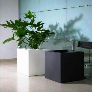 Vaso quadrato MOMUS 50x50 H50 - NICOLI