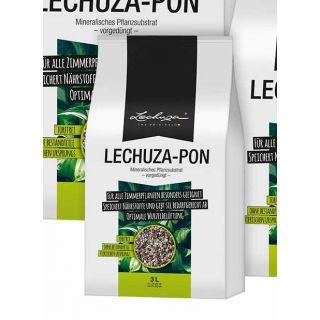 Granulato Lechuza PON 3 Litri