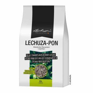 Granulato Lechuza PON 6 Litri