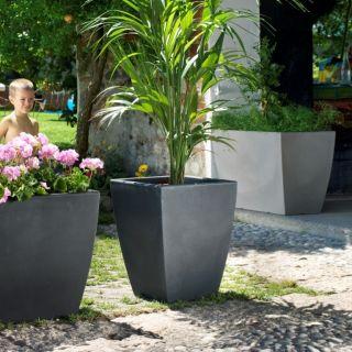 Vaso in resina QUADRO VENETO H35 - 29x29 - TERAPLAST
