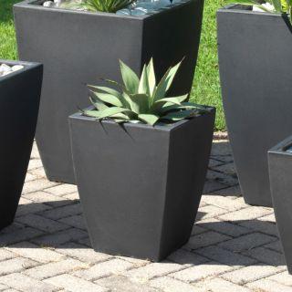 Vaso in resina QUADRO VENETO H40 - 33x33 - TERAPLAST