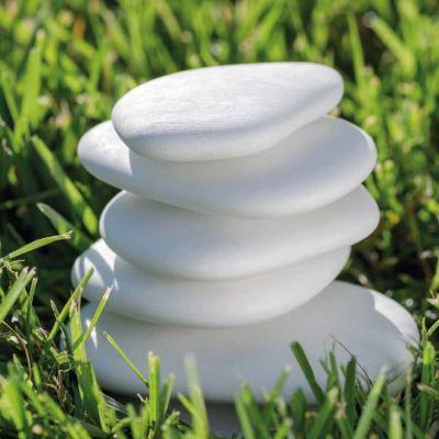 Sassi RE-PEBBLES Teraplast in plastica riciclata