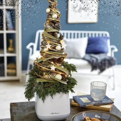 Vasi per albero di Natale