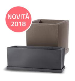 Vendita On Line Vasi in Resina, Fioriere e Balconiere da Interno ed ...