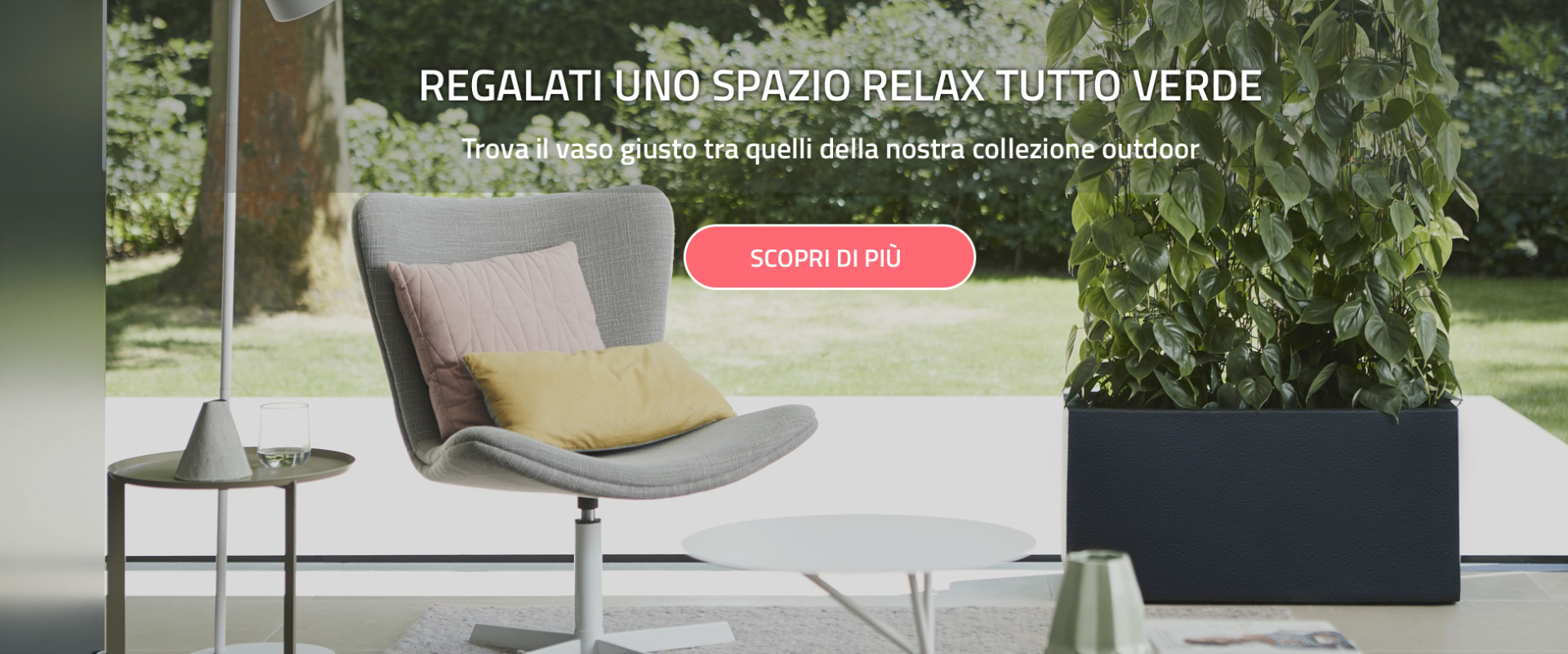 Stunning vasi moderni da interno online ideas for Balconiere ikea