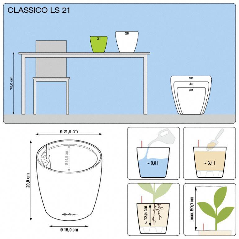 Misure Classico Premium 21