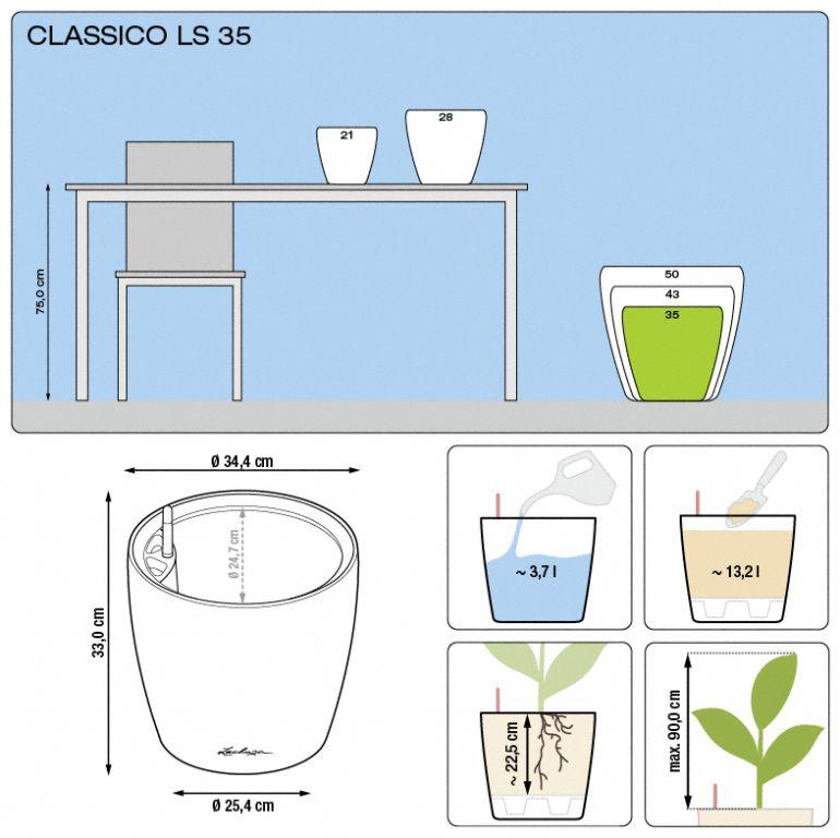 Misure Classico Premium 35