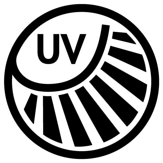 Resistenza dei vasi ai raggi UV