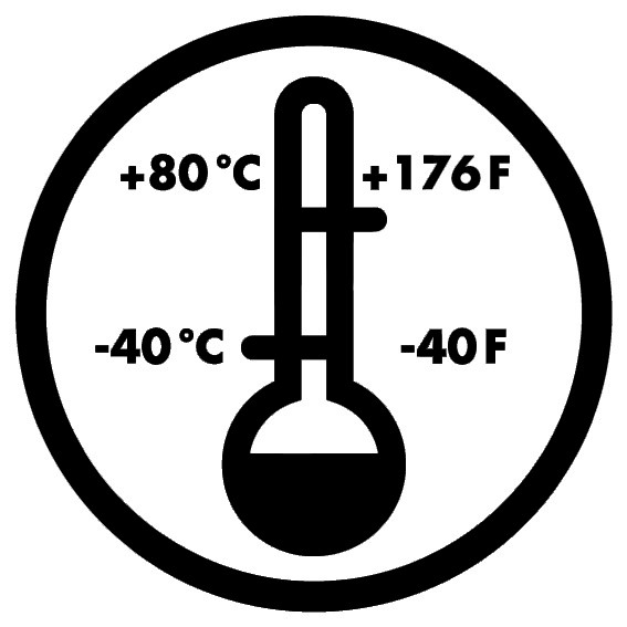 Resistenza dei vasi alle basse e alte temperature